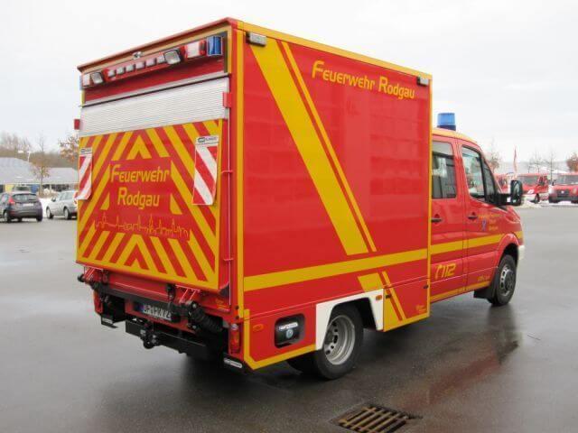 Gerätewagen Logistik - FFW Rodgau-Nord